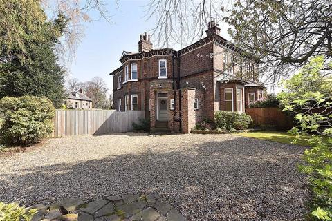 5 bedroom semi-detached house for sale - Trafford Road, Alderley Edge
