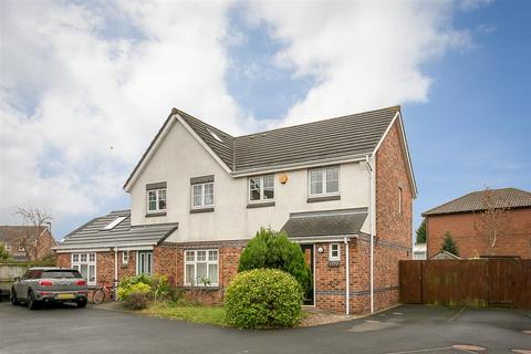 3 bedroom semi-detached house for sale - Cawfields Court, Longbenton, Newcastle upon Tyne