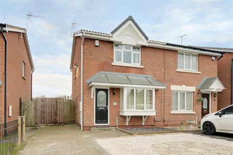 3 bedroom semi-detached house to rent - Babbacombe Drive, Bestwood Park, Nottinghamshire, NG5 5FZ