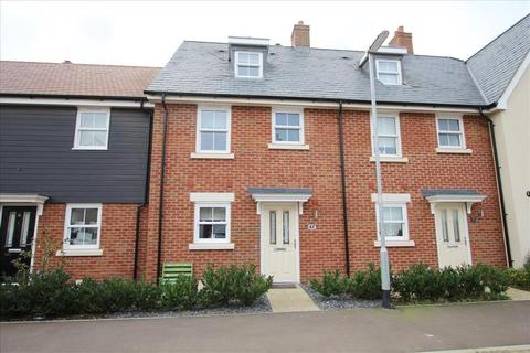 3 bedroom terraced house for sale - Walker Mead, Biggleswade, SG18