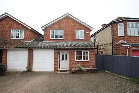 3 bedroom detached house for sale - The Baulk, Biggleswade, SG18