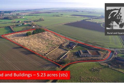 Equestrian facility for sale - North Somercotes