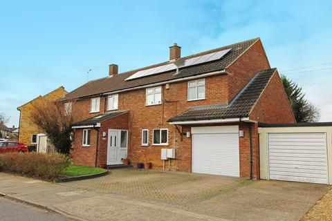 4 bedroom semi-detached house for sale - Heathermere, Letchworth Garden City, SG6