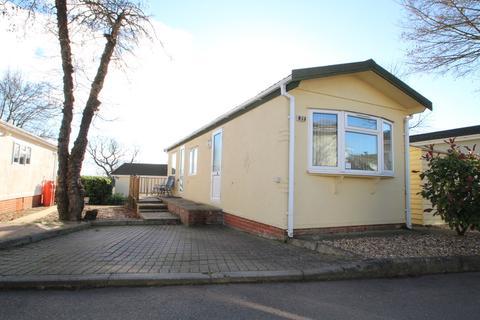 2 bedroom park home for sale - Blueleighs Park, Chalk Hill Lane, Great Blakenham, Ipswich, IP6