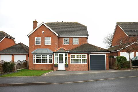 4 bedroom detached house for sale - St. Francis Avenue, Solihull