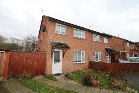 3 bedroom semi-detached house for sale - Beman Close, Rushey Mead