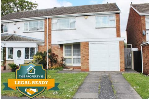 3 bedroom semi-detached house for sale - Millfields, Birmingham