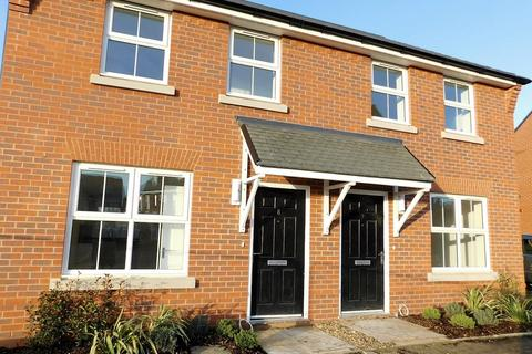 2 bedroom semi-detached house for sale - Merryweather Grove, off Station Road, Langford, Beds, SG18 9FW