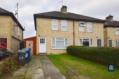 4 bedroom semi-detached house to rent - Frenchs Road, Cambridge