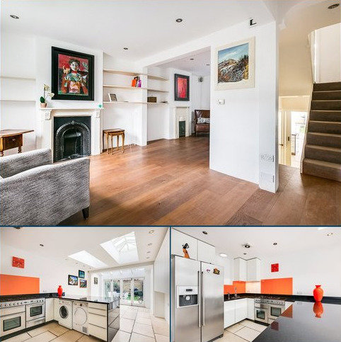 2 bedroom terraced house for sale - Kings Road, Fulham, London, SW6