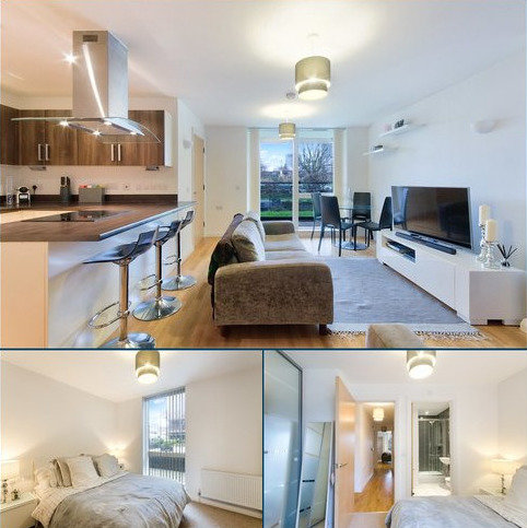 3 bedroom flat for sale - Ursula Gould Way, London, E14