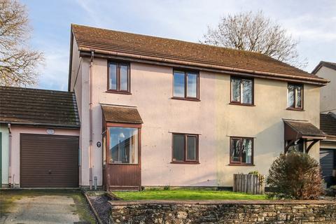3 bedroom semi-detached house for sale - Oakwood Drive, Modbury, Ivybridge, PL21