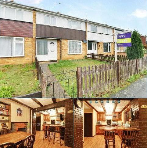 4 bedroom terraced house for sale - Kent Way, Cambridge