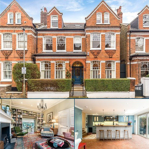 6 bedroom house for sale - Dalebury Road, Wandsworth, London, SW17
