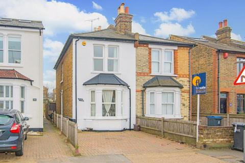 2 bedroom semi-detached house for sale - Kings Road, Kingston upon Thames KT2