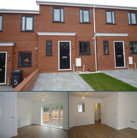 2 bedroom terraced house to rent - Heath Field Green, , Salford, M6