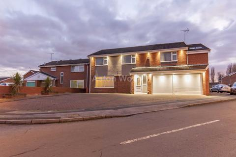 6 bedroom detached house for sale - Staindale Drive, Aspley, Nottingham NG8 5FU