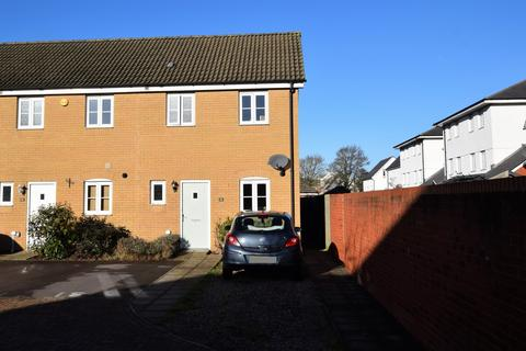 2 bedroom house for sale - Robert Davey Road, Exeter, EX2