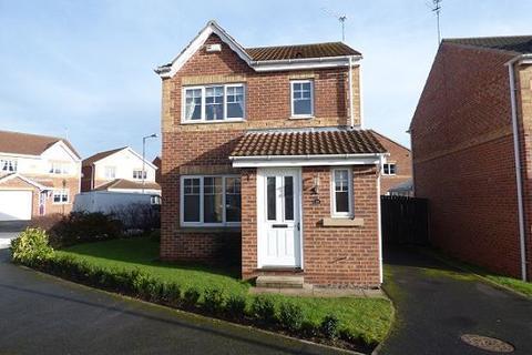 3 bedroom detached house to rent - Castle Avenue, Rossington, Doncaster, DN11 0FF