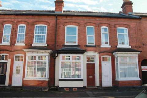 3 bedroom terraced house to rent - Majuba Road, Edgbaston, Birmingham, B16 0PD
