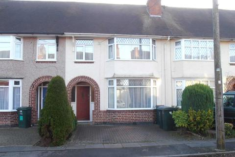 3 bedroom terraced house to rent - Gregory Avenue, Coventry, West Midlands CV3 6DL, UK