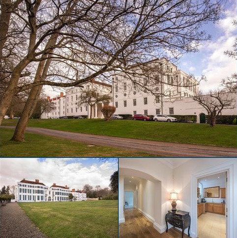 3 bedroom flat for sale - Nashdom, Nashdom Lane, Burnham, Slough, SL1