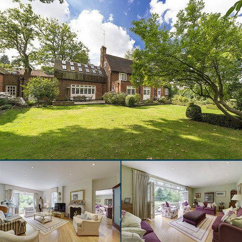 5 bedroom detached house for sale - SHELDON AVENUE, KENWOOD, LONDON N6