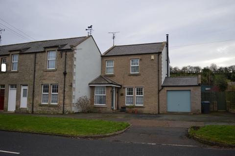 3 bedroom semi-detached house for sale - Castle Street, Norham, Berwick-upon-Tweed, Northumberland