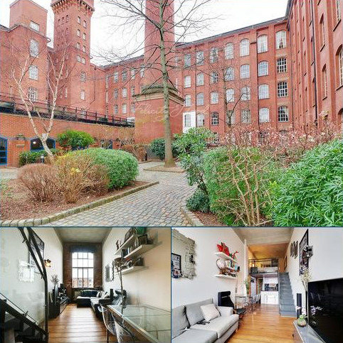 1 bedroom flat for sale - Manhattan Building, E3
