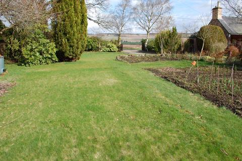 Plot for sale - Bamff View, Alyth PH11