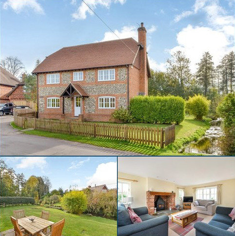 5 bedroom detached house for sale - Longparish, Andover, Hampshire, SP11
