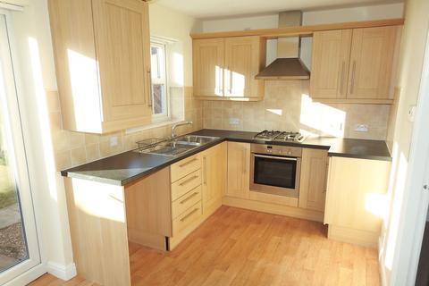 3 bedroom end of terrace house to rent - Pools Brook Park, Kingswood, HU7