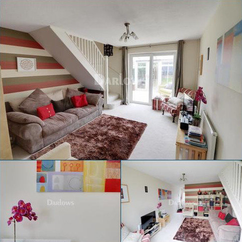 2 bedroom terraced house to rent - Bryn Haidd