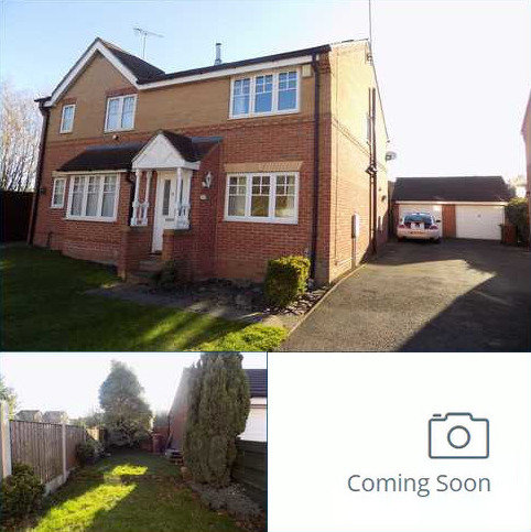 2 bedroom semi-detached house to rent - Martin Close, Morley