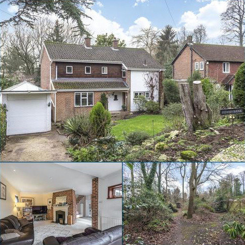 3 bedroom detached house for sale - Manor Park, Chislehurst
