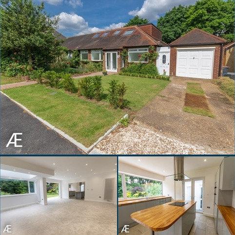 5 bedroom semi-detached bungalow to rent - Ingleby Way, Chislehurst, Kent