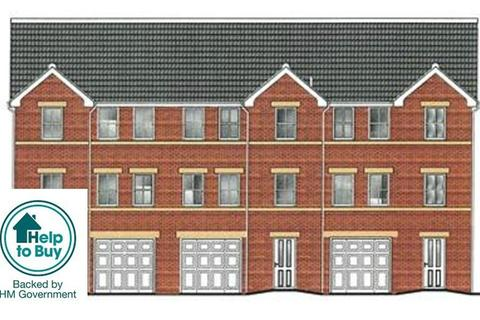 4 bedroom end of terrace house for sale - Plot C Brand New Development, Former Kimberworth Hall, 266 Kimberworth Road, South Yorkshire
