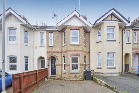 3 bedroom terraced house for sale - Belmont Road, Parkstone, Poole