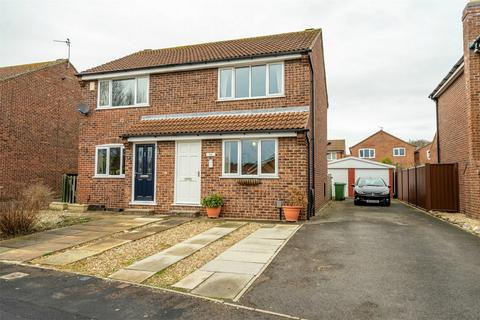 2 bedroom semi-detached house for sale - Dee Close, Woodthorpe, York