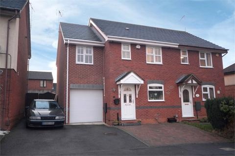 3 bedroom semi-detached house for sale - Chicory Drive, Boughton Vale, RUGBY, Warwickshire