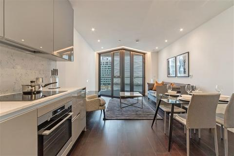1 bedroom flat share to rent - The Residence, Nine Elms, London