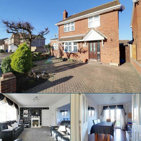 4 bedroom detached house for sale - Rushley Close, Grays, RM16 2BJ