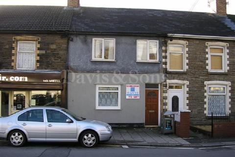 1 bedroom ground floor flat to rent - Commercial Street, Risca, Risca. NP11 6AW