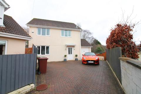 4 bedroom detached house for sale - Clifton Close, Plympton