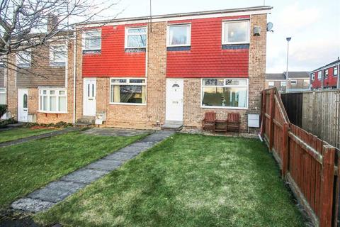 3 bedroom terraced house to rent - Norwich Way, Cramlington
