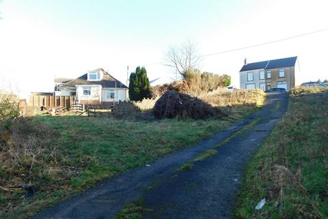 Land for sale - Martyns Avenue, Seven Sisters, Neath, Neath Port Talbot.