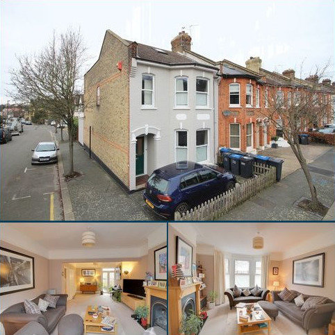 3 bedroom end of terrace house for sale - Temple Road, Croydon