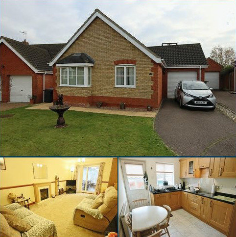2 bedroom detached house for sale - Richard Crampton Road, Beccles