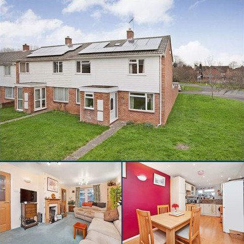 3 bedroom end of terrace house for sale - CHURCHILL WAY