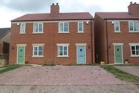 2 bedroom semi-detached house to rent - The Stackyard, Croxton Kerrial, Grantham
